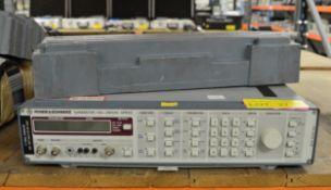 Rohde & Schwarz generator 1Hz..260kHz APN66