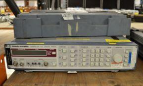Rohde & Schwarz generator 1Hz..260kHz APN63