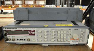 Rohde & Schwarz generator 1Hz..260kHz APN62