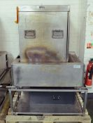 Karcher BFK-FC cooking station with stand and oven