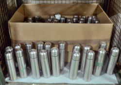 Metal Flask Assortment