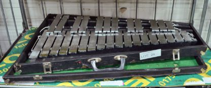 Premier Concert Glockenspiel with case