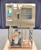 Angelo Po FCV61EDS Steamer/Smokehouse Oven - 400v 3-Phase