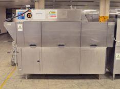 Wexiodisk WD-211E Tunnel Dishwasher - 400v - L2530 x W720 x H1900mm