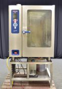Eloma Genius T 10-11 Natural Gas Steaming Combi Oven