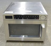Buffalo GK640 Programmable Commercial Microwave Oven - 240v