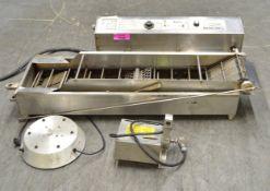 Belshaw MKV CE Donut Robot Mk5 Electric Fryer - Single Phase