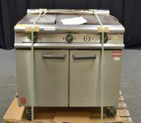 Falcon E3101 3HP 400V 14.6kW Range Cooker