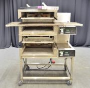 Lincoln Impinger 1100 Series Single Belt Conveyor Oven 1164-F00-E-K1837 - 400v 3-Phase