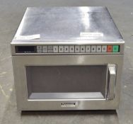 Panasonic NE-1456 Commercial Microwave Oven - Single Phase