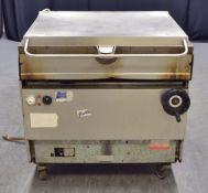 Falcon Gas Bratt Pan - L900 x W1000 x H940mm