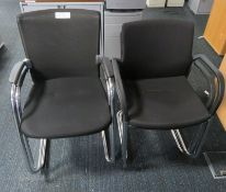 7x Office Chairs.