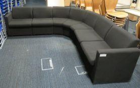 Waiting Room Corner Sofa. Dimensions: 2000x2000mm (LxL)