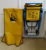 Emergency Evac Chair Model 300-H Mark 2.