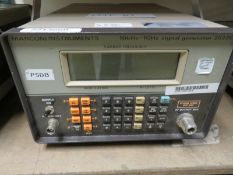 Marconi Instruments 2022C Signal Generator 10kHz - 1GHz (No Power Cable)