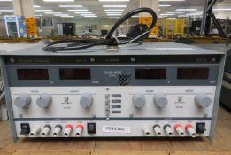 Thurlby Thandar PL310QMD Dual Power Supply 32v - 1A