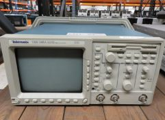 Tektronix TDS 340A Two Channel Digital Real Time Oscilloscope 100MHz 500MS/s