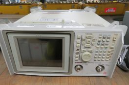 Advantest U3661 Spectrum Analyzer (No Power Cable)
