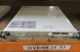Lambda GEN50-30 DC Programmable DC Power Supply (No Power Cable)