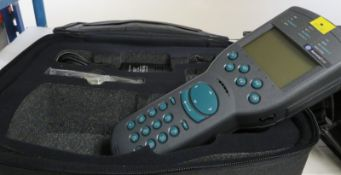 Trend Communications AuroraDuet ISDN Tester in Carry Case - NSN 6625 99 6117085