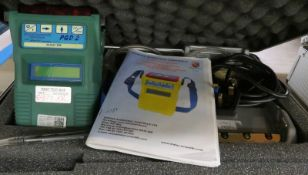 Status Scientific PGD 2 Aquaseal Portable Gas Detector with Charger in Carry Case