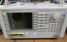 Anritsu MS2661A Spectrum Analyzer 9kHz - 3GHz (No Power Cable)