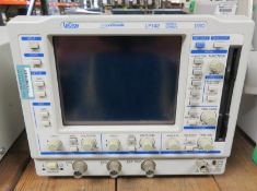LeCroy Literunner LP142 Digital Storage Oscilloscope 100MHz 500MS/s (No Power Cable)