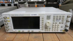 Agilent E4433B ESG-D Series Signal Generator 250kHz - 4.0GHz (No Power Cable)