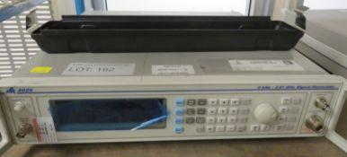 IFR 2025 9kHz - 2.51GHz Signal Generator (No Power Cable)