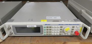 IFR 3412 Signal Generator 250kHz - 2GHz Signal Generator (No Power Cable)