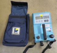 Druck DPI 601 Digital Pressure Indicator with Carry Bag (No Power Cable)