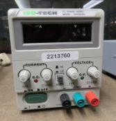 Iso-Tech IPS-606D DC Power Supply (No Power Cable)