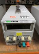 Iso-Tech IPS-3610D DC Power Supply (No Power Cable)