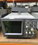 Tektronix 1721 Vector Scope (Missing Buttons on Front)