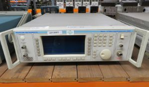 Marconi Instruments 2031 Signal Generator 10kHz - 2.7GHz (No Power Cable)