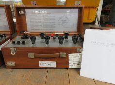 Cam Metric Portable Wheatstone Bridge Set - NSN 6625-99-953-2597