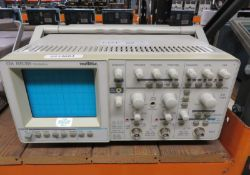 Metrix OX863B Analogue Oscilloscope 150MHz (No Power Cable)
