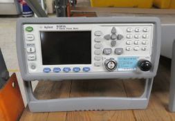 Agilent N1911A P-Series Power Meter (No Power Cable)