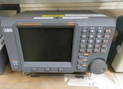 AOR SR2000 FFT Frequency Monitor (No Power Lead)