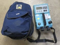 Druck DPI 601 Digital Pressure Indicator with Carry Bag