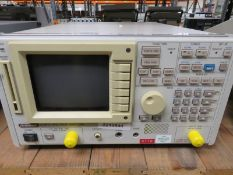 Advantest R3361A Spectrum Analyzer 9kHz - 2.6GHz (No Power Cable)