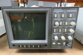 Tektronix 1731 Waveform/Vector Monitor (No Power Cable)