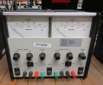 Farnell Stablised Power Supply - (Missing Panel on Front)