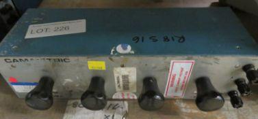 Cammetric Resistance Decade Box