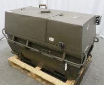 Dantherm 38kw Portable Diesel Fuel Heater VA-M40 - Hours Run - 907 - Untested.