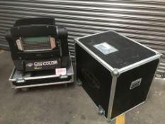 City Colour CC2500w with Studio Due Case