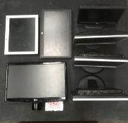 7x computer monitors