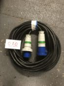 63A cable 20m