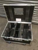 Flightcase for 4x SGM Genio Mobile & accessories