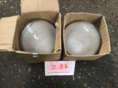 2x CP95 PAR64 lamp